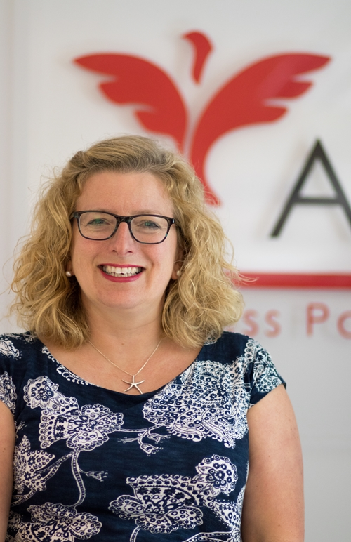 Andrea Palmer from Malvern-Hills BoB Club